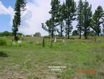 Free State, FRANKFORT district, Vaaldam, Jim Fouche Oord, farm cemetery_1