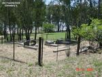 Free State, FRANKFORT district, Vaaldam, Jim Fouche Oord, farm cemetery_3