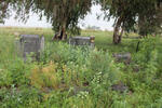 Gauteng, HEIDELBERG district, Vaaldam, De Kuilen 460 IR, farm cemetery