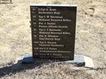7. British Military graves, Anglo Boer War