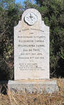 Western Cape, CLANWILLIAM district, Biedouw Valley, Biedouw 536, farm cemetery_1