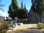 Eastern Cape, CRADOCK, Anglican Church, St Peters, Church yard
