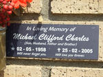 CHARLES Michael Clifford 1958-2005