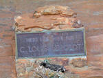 Western Cape, CLANWILLIAM district, Cederberg, Rheboks Valij 184, Louis Leipoldt grave
