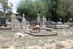 Northern Cape, COLESBERG, Main cemetery