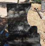 BUSH John Christopher 1919-1970 & Mary Mavis 1916-2001