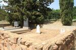 Western Cape, CLANWILLIAM district, Citrusdal, Janse Kraal 426, farm cemetery