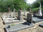 Free State, BETHULIE district, Ruigtevlei, farm cemetery