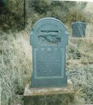 North West, CHRISTIANA district, Koppie Enkel, farm cemetery