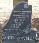 North West, COLIGNY district, Doornbult 328 IP, farm cemetery_2