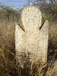 Northern Cape, GORDONIA district, Grootdrink, Gariep_2, Maass farm cemetery