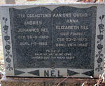NEL Andries Johannes 1869-1953 & Anna Elizabeth FOURIE 1875-1940