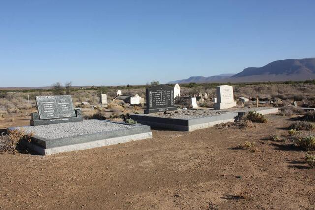3. Overview on cemetery