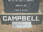 CAMPBELL Lily Alice nee FREEMAN 1887-1974