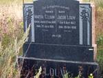 Free State, FOURIESBURG district, Lissie 115, farm cemetery