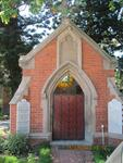 Kwazulu-Natal, DURBAN, 48 Cathedral Street, Emmanuel Catholic Cathedral mausoleum and cemetery