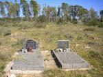 Eastern Cape, CRADOCK, West Bank Fish River, cemetery