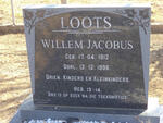 LOOTS Willem Jacobus 1912-1996