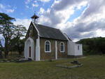 Mpumalanga, BARBERTON district, Kaapmuiden, Tonetti Catholic Chapel, churchyard cemetery