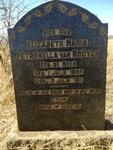 Limpopo, MOKOPANE district, Pure Krans 271, farm cemetery