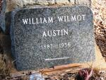 AUSTIN William Wilmot 1887-1956