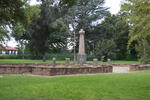 Gauteng, NIGEL, WWI & WWII Memorial