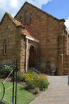 Gauteng, NIGEL, Methodist Church, Memorial wall and church plaques
