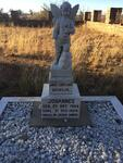 Northern Cape, DE AAR district, Ezels Fountain 65, Taaibospoort, farm cemetery
