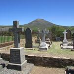 Eastern Cape, BEDFORD district, Lynedoch, farm cemetery