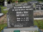MITCHLEY Nora May 1921-1976