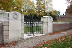 Belgium, West Flanders, YPRES /IEPER, Ypres Reservoir Commonwealth War Graves Commission Cemetery