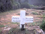 Western Cape, CLANWILLIAM district, Cederberg, Algerie State Forestry, Grootkloof 273, farm cemetery