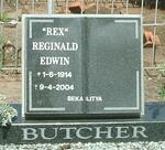 BUTCHER Reginald Edwin 1914-2004