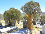 Northern Cape, GARIES, Main cemetery