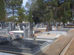 Northern Cape, FRASERBURG, Main cemetery